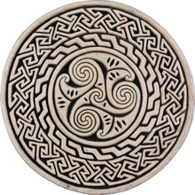 Star Spirals Mandala