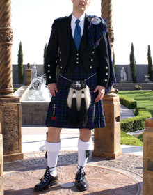 Scottish Made Kilts: Welsh|Tartans
