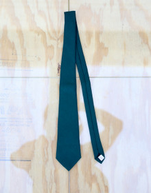 Bottle Green Kids Windsor Tie