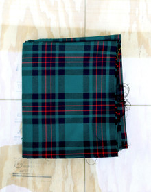 Duke of Fife Tartan Cloth