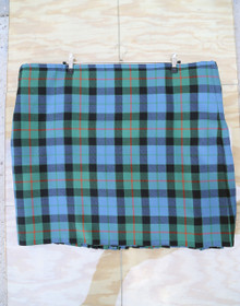 "Used Kilt: Ancient Gunn 52""-58"" W x 24"" L"