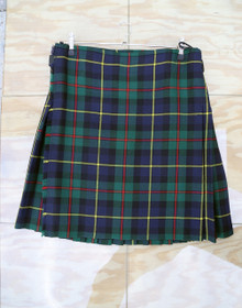"Used Kilt: MacLeod Of Harris 33""-39"" W x 23"" L"