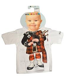Bagpiper Onesie/T-Shirt