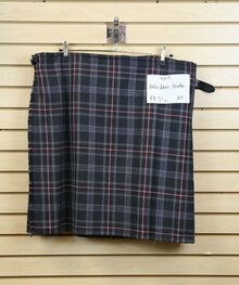 New Kilt: Hebridean Heather (8 yard) 48-51W - 25L