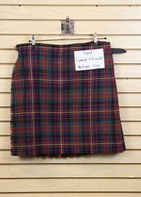 Used Kilt: Cameron of Erracht (5 Yard)  (Multiple Sizes)