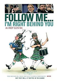 Follow Me, I'm Right Behind You DVD - An Andy Glen Film