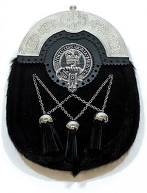 Clan Badge Dress Sporran