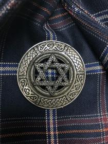 Highland Star Brooch - KPTM 9/8/2011/5