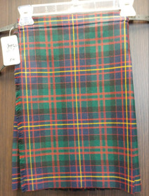 "Used Kilt: Kid's Cameron of Erracht 23"" W x 18"" L"