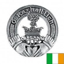 Irish Clan Crest Badges  (Made by Gaelic Themes)