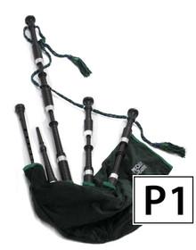 McCallum P1 bagpipe image