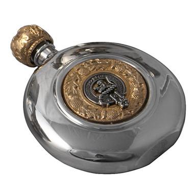 Clan Crest Flask Image