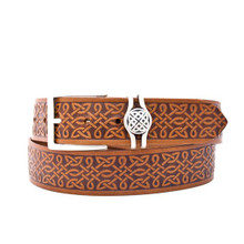 Eternal Knot Loop Belt