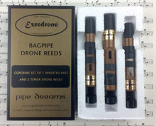 EzeeDrone Drone Reeds with Inverted Bass