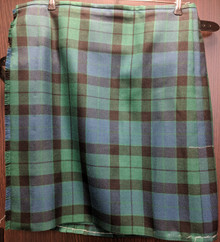 New Kilt: MacKay Ancient (8 Yard) Various Sizes
