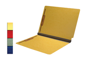 Pressboard Folders - Type 1- End Tab