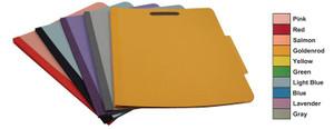 Custom 18pt. Classification Folders