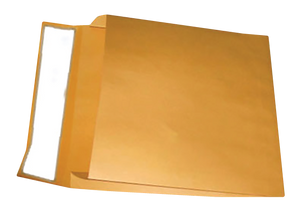 Kraft Open Side Expansion Envelopes 100 Carton