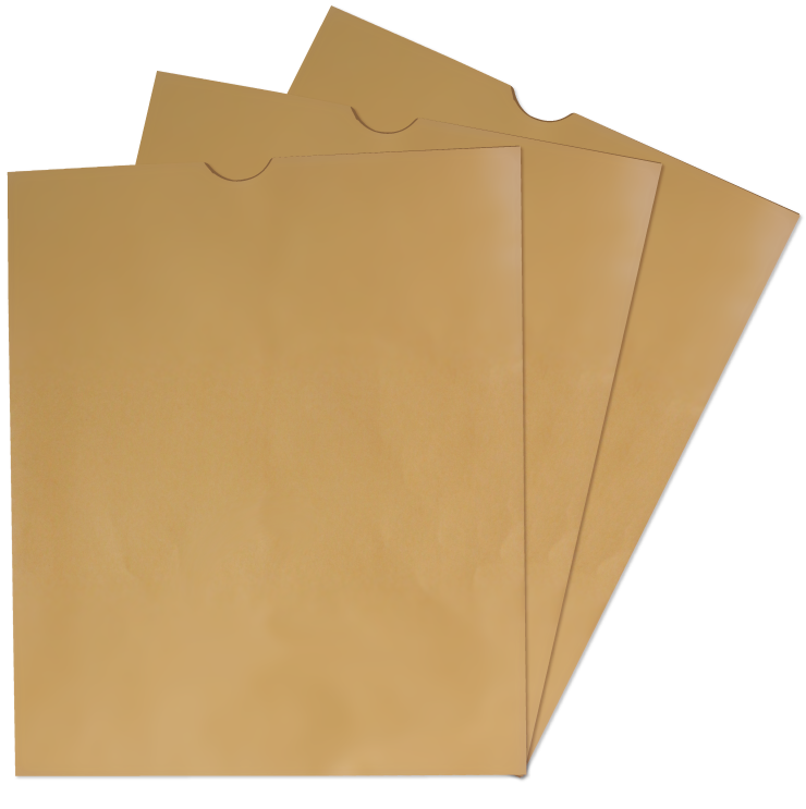 Kraft X Ray Negative Flat Envelopes