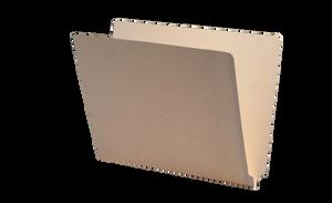 Manila End Tab Folders