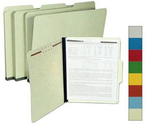 Custom Top Tab Type 3 Pressboard Folders