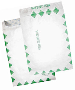 "Tyvek 5 x 100 Packs - 9-1/2"" x 12-1/2"", First Class"
