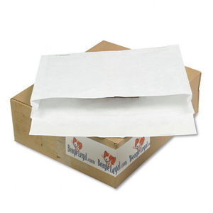 "Tyvek Booklet Expansion Envelopes - 100 Pack - 10"" x 15"" x 2"""