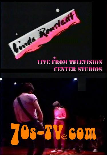 Linda Ronstadt Live In 1980