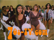 Jane Seymour as a Dallas Cowboys Cheerleader Movie