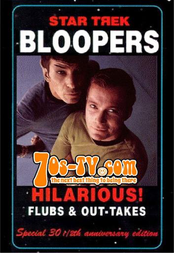 Star Trek Bloopers Dvd