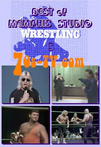 Best of Memphis Studio Wrestling 5