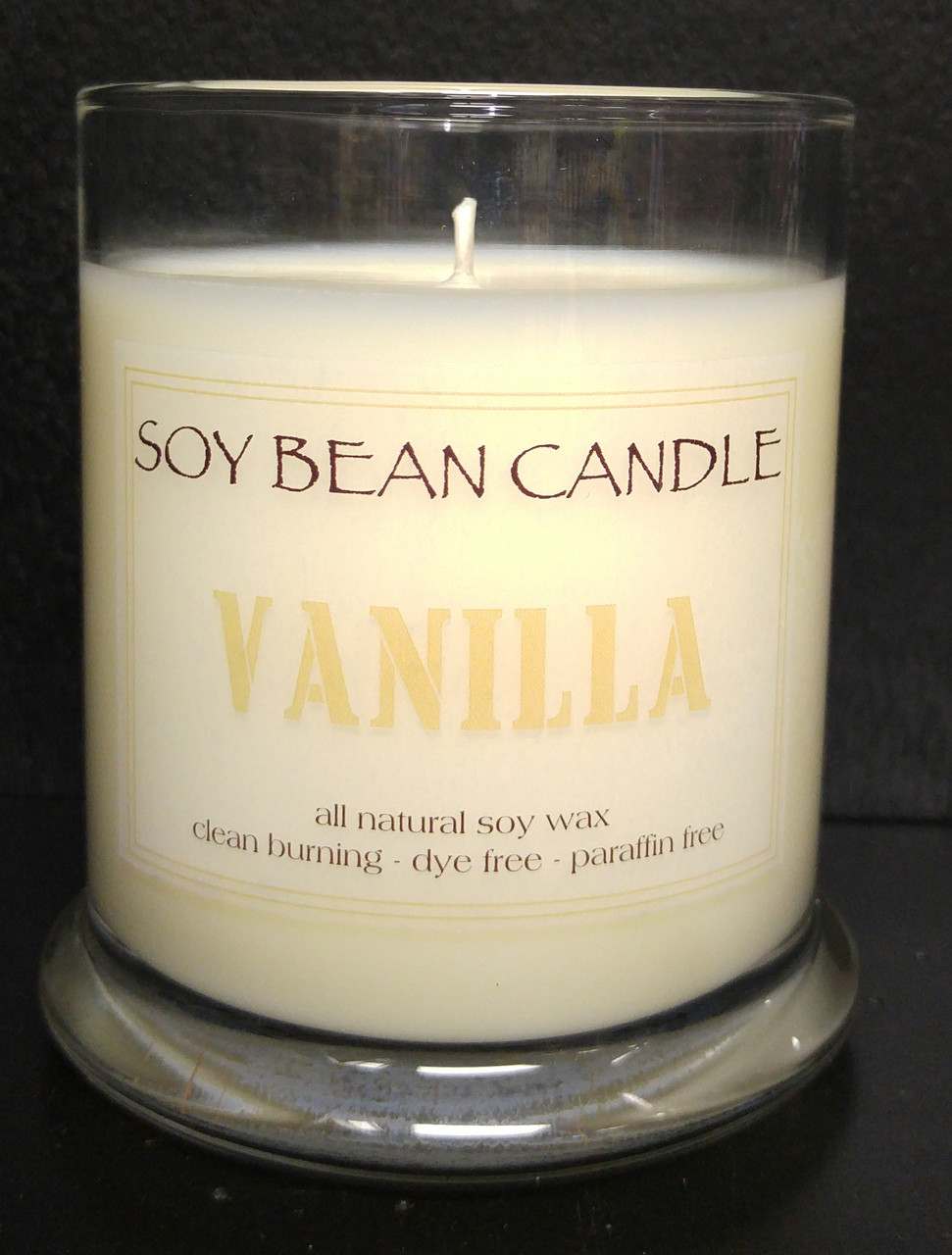 Vanilla Bean Soy Candle Soyfire Natural Wax Scented Candles Cinnamon With Its Intense Aroma And Subtle Touch Of Cream Continues To Be One