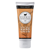 Fragrance Description: Peach Delight Hand Cream is a pleasant peach with cream all-over scent.