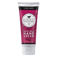 Fragrance Description: Sweet Berry Hand Cream is a blend of tangy berries blended to delight your senses.