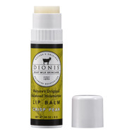 A fresh, lightly sweet, pear flavor. Infused with nourishing goat milk which helps with moisture retention. Vitamin E and shea butter help to heal lips and improve appearance.