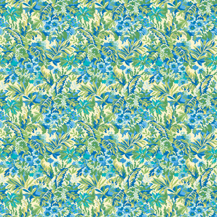Garden Emerald Fabric