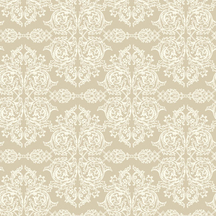 Lexi Damask Fabric Design