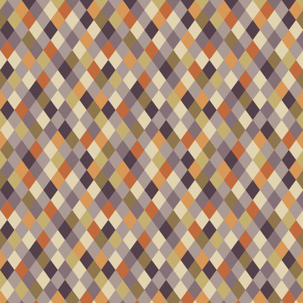 Harlequin Geometric Fabric Design (Groundcover colorway)