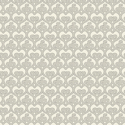 Mod Damask Geometric Damask Fabric Design