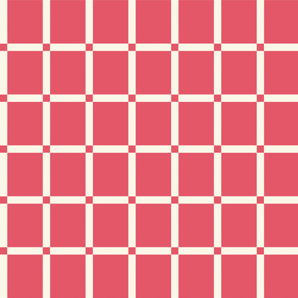 Checkers – Plaid Fabric Collection (Pink)