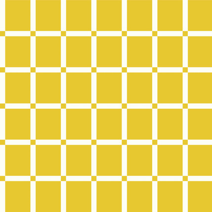 Checkers Fabric Design Collection (Sunshine)