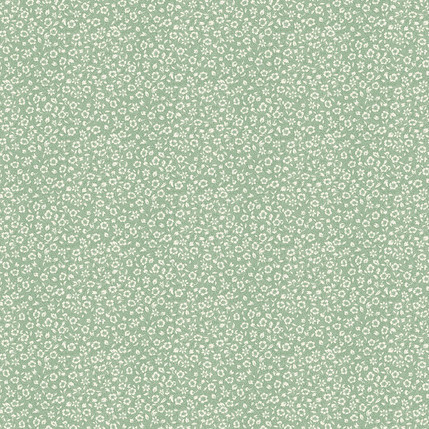Leafette - Floral Fabric Collection (Meadow)