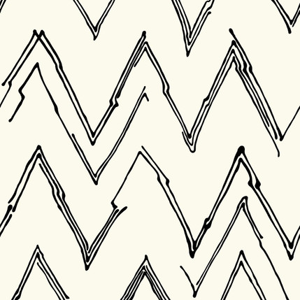 Peaks Fabric Design Collection (Snowcap)