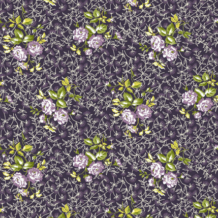 Sonnet Fabric Collection (Grapevine)