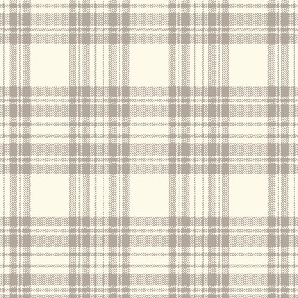 Kilt - Plaid Fabric Design Collection (Gray)