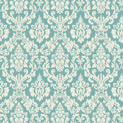 Classico Damask Fabric Design (Miami)
