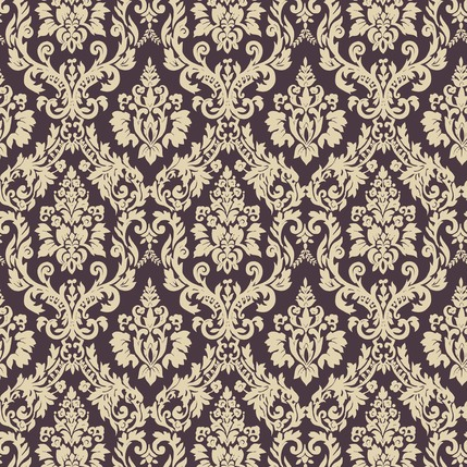 Classico Damask Fabric Design (Regal)