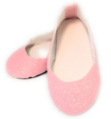 Princess Shoes-Pink Sparkle