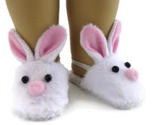 Bunny Mule Slippers