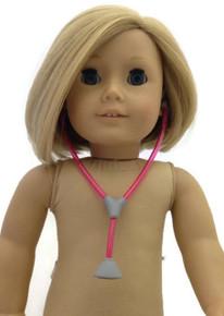 Medical Stethoscope-Pink